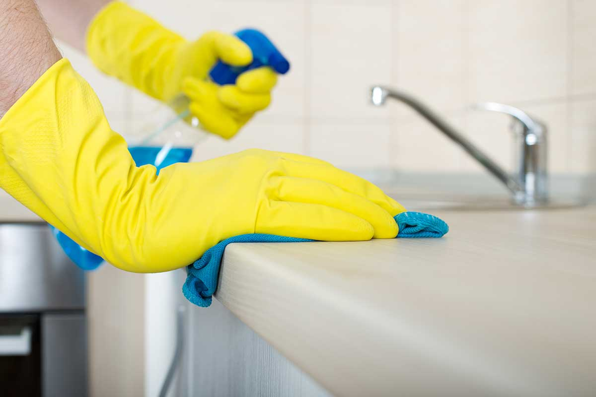 commercial cleaning Vernon